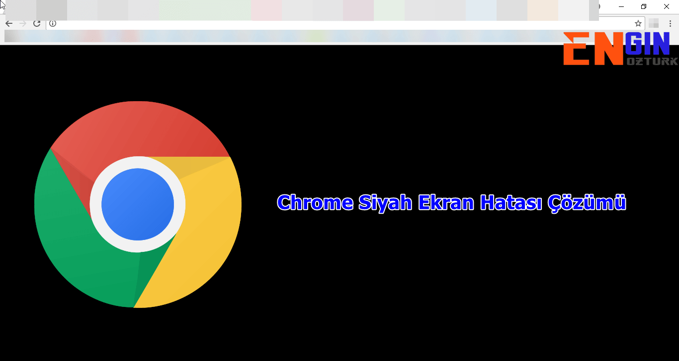 Photo of Chrome Siyah Ekran Çözümü