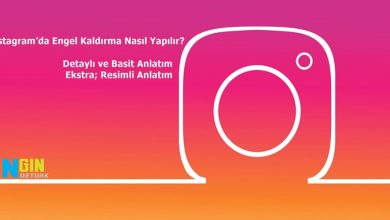 Photo of Instagram'da Engel Kaldırma