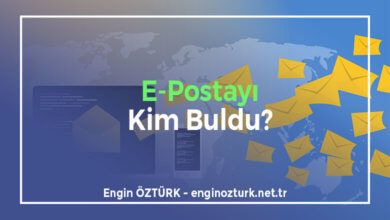 Photo of E-Posta Kim Buldu?